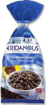 Slunečnicová semínka v čokoládě Eridanous