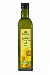 Slunečnicový olej bio Alnatura