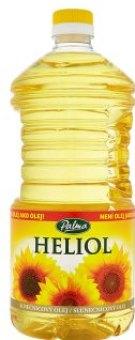 Slunečnicový olej Heliol Palma