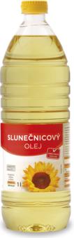 Slunečnicový olej Korrekt