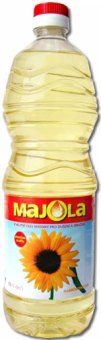 Slunečnicový olej Majola