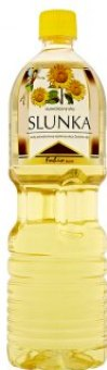 Slunečnicový olej Slunka Fabio