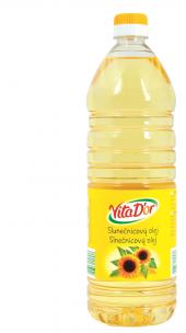 Slunečnicový olej Vita D'or