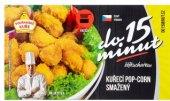 Smažené kuřecí kousky mražené popcorn Vodňanské kuře
