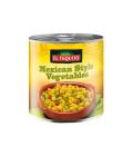 Směs hrášku, kukuřice a papriky El Tequito