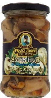 Směs hub Franz Josef