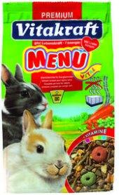 Krmivo pro králíky Menu Vitakraft