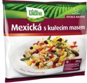 Směs mexická s kuřecím masem mražená Dione