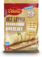 Směs na bramborové knedlíky bez lepku Vitana