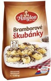 Bramborové škubánky v prášku Amylon