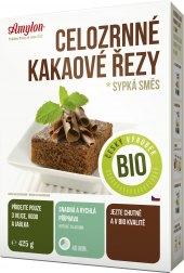 Směs na celozrnné kakaové řezy bio Amylon