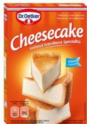 Směs na Cheesecake Dr. Oetker