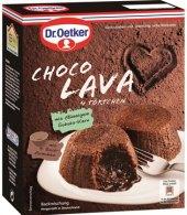 Směs na čokoládové dortíčky Dr. Oetker