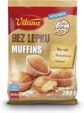Směs na muffiny bez lepku Vitana