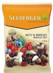 Směs ořechů a ovoce Seeberger