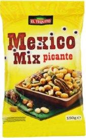Směs ořechů a semínek v těstíčku Mexico mix El Tequito
