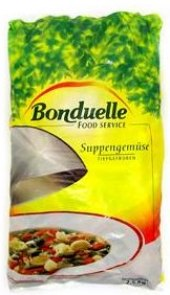 Směs polévková mražená Bonduelle