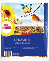 Krmivo pro ptáky směs semen do krmítka Little friends
