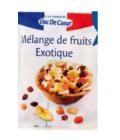 Směs sušeného ovoce Duc De Coeur