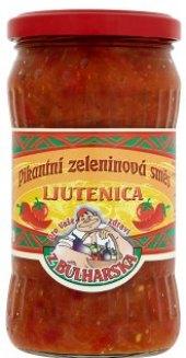 Zeleninová směs Ljutenica Z Bulharska