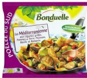Zeleninová směs mražená Mediterranea Bonduelle