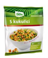 Zeleninová směs s kukuřicí mražená Dione