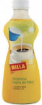 Smetana do kávy Billa