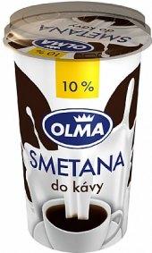 Smetana do kávy Olma