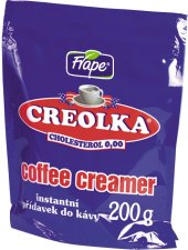 Smetana instantní do kávy a čaje Creolka Frape