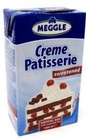 Smetana ke šlehání Creme Patisserie Meggle