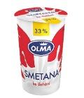 Smetana ke šlehání Olma 33%