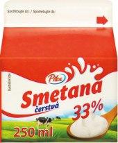 Smetana ke šlehání Pilos 33%