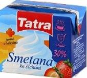 Smetana ke šlehání Tatra
