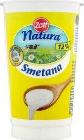 Smetana na vaření 12% Natura Zott