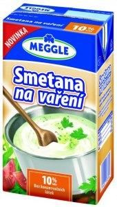 Smetana na vaření Meggle