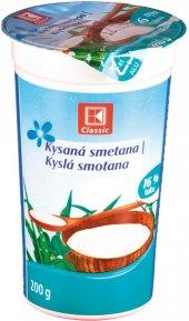Smetana zakysaná K-Classic