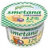 Smetana zakysaná Krajanka 12%