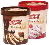 Zmrzlina smetanová v kelímku Gelatelli