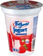 Jogurt smetanový Fruit Jumbo