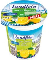 Jogurt smetanový Landfein