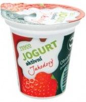 Jogurt smetanový ochucený Tesco