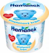 Smetanový krém Hamánek