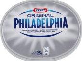 Sýr tavený smetanový Philadelphia Kraft