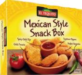 Snack box mražený Mexican Style El Tequito