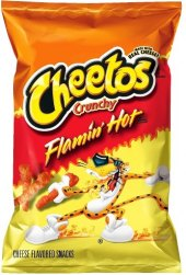 Snack Cheetos Frito-Lay