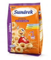 Snack pro první zoubky Sunárek