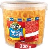 Snack kroužky Circuss - kbelík