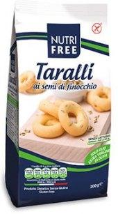 Snack kroužky Taralli Nutrifree