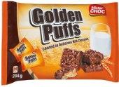 Snack pufovaná pšenice v čokoládě Choc