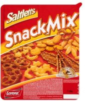 Snack Mix Saltletts Lorenz